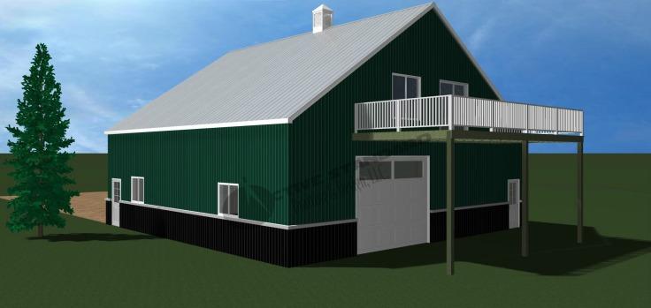 Pole Barn 02